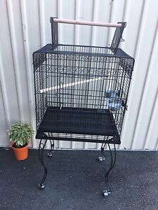 BRAND NEW - Beautiful bird cage & stand $120 flat packed Helensvale Gold Coast North Preview
