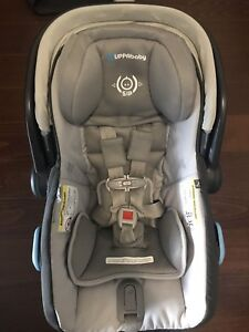 Uppababy Mesa car seat and base