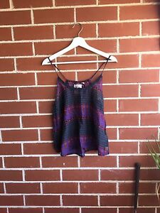 Ripcurl patterned singlet Woolooware Sutherland Area Preview