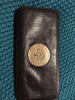 """Authentic Mulberry Wallet  """"SALE"""" $50"""