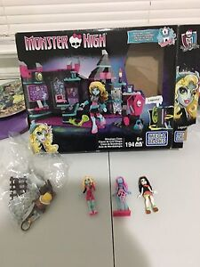 Monster high lego set