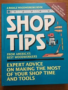 Shop Tips woodworking book