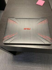 """ASUS TUF FX504G 15.6"""" Gaming Laptop"""