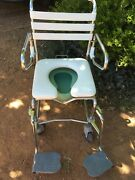Free- Wheelchair Shower Commode RRP $1350 Watson North Canberra Preview