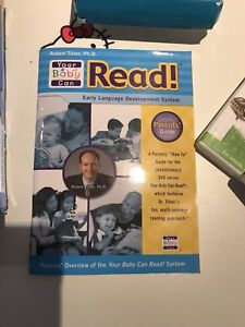 """""""Your Baby can Read"""" Early readers program"""