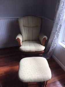 Dutailier berçante chaise