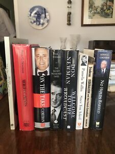 Books - Canadian Political History