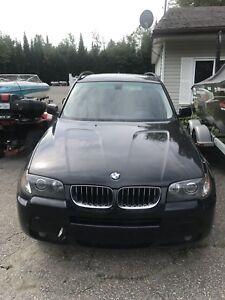 BMW x3 3.0i 2007
