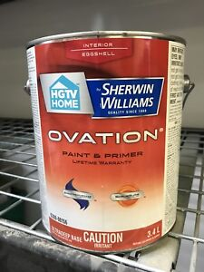 Ovation interior and exterior paint