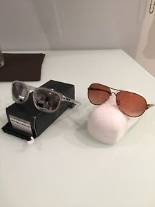 213c7e9fe0 OAKLEY men and ladies sunglasses. Oakley ladies FEEDBACK - rose gold frame  and brown tortoise arms - brown gradient lenses ...