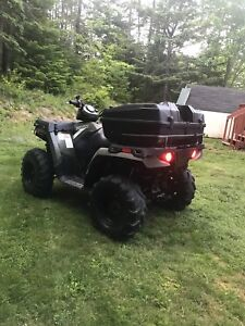 2013 Polaris Sportsman 500 3500 kms