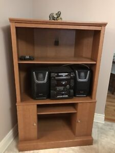 Corner cabinet - must go this saturday