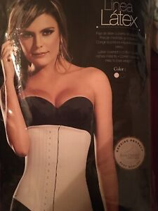 ad4ba8973fb New Clasica Latex Waist Cincher by Ann Chery 2025 Beige