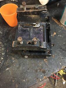 Go kart/ drift trike motor mount