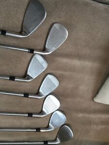 Men's left handed irons