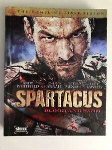 Spartacus Blood and Sand (Blu-Ray)