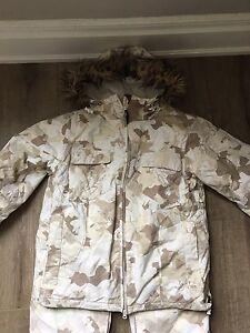 Roxy snow jacket and snow pants