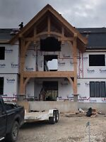 Looking for carpenters and timber framers