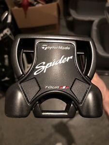 Taylormade Spider Tour Black putter