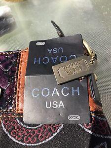 Coach Styled Handbag Pouch