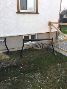 Utility rack/ boat rack