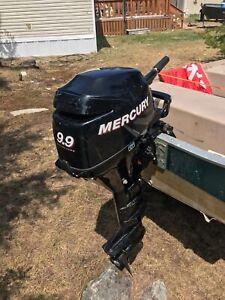 2006 mercury 9.9 4 stroke