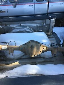 DANA Rear Differential 2007 3500 Chev