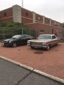 1963 CADILLAC SERIES 62 BRIAR ROSE 2 DOOR $11500 OR TRADES
