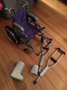 Our generation wheelchair, American girl size