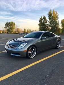 G35 Supercharged 420hp