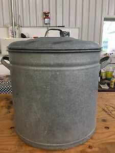 What a find! Vintage Canning Kettle