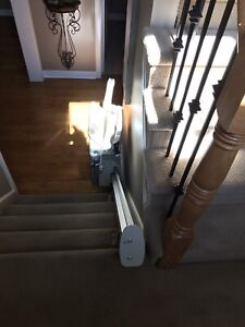 Life care stair lift