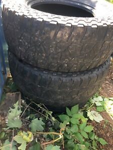 4 Mickey Thompson tires