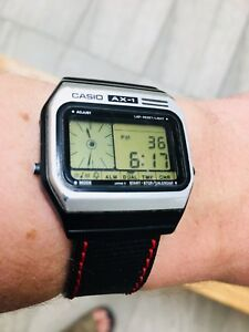 Rare Vintage Casio AX1 Watch