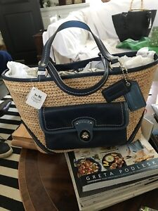 Authentic brand new with tags coach purse