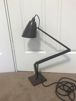 Vintage retro industrial desk lamp