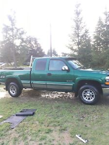 1999 Chevy 2500 6.0L 4wd