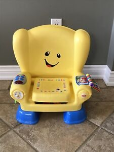 Laugh and learn activity chair