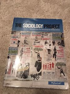 The sociology project