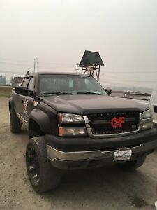 2003 Chevy 2500HD