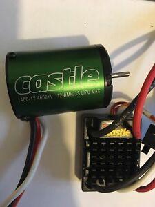 castle sidewinder 4600kv combo