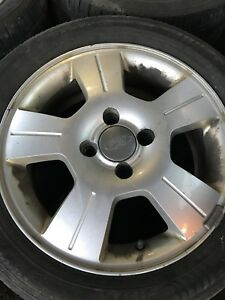 "4 mags 16"" 4x108 - Ford Focus"