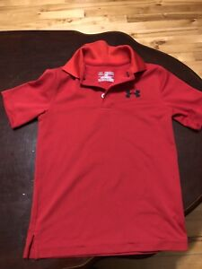 Under Armour Shirt fits a Youth