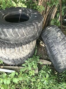 "35"" mud tires. Trade Offroad,trailer,fishing"