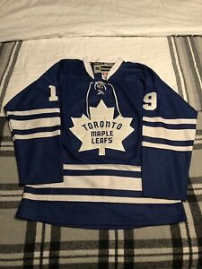 Toronto Maple Leafs Home Jersey Joffrey Lupul Medium Size 50