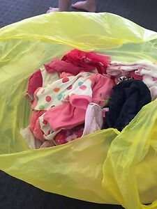 Around 45 items of baby girl winter clothes 0000 Oxley Vale Tamworth City Preview