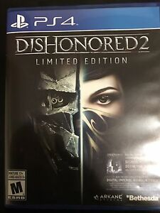 Dishonored 2-$50 Mint Condition