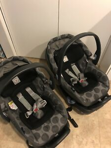 Gently Used PregPrego Car Seats (2 for sale)