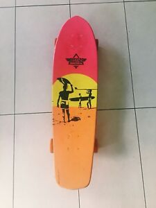 limited edition penny long board
