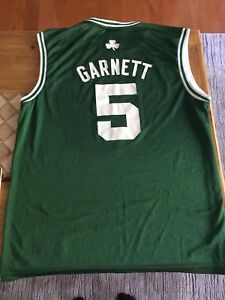 Kevin Garnett Authentic NBA Boston Celtics Jersey size XL